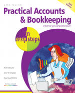 Practical Accounts and Bookkeeping in easy steps, 2nd edition – ebook (PDF)