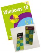 Windows 10 in easy steps, 5th edition plus FREE Windows bookmark