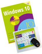 Windows 10 in easy steps, 5th edition plus FREE Windows mouse mat