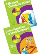 Effective Communications in easy steps, and Online Marketing for Small Businesses in easy steps – SPECIAL OFFER