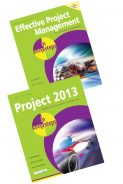 Effective Project Management in easy steps, and Project 2013 in easy steps – SPECIAL OFFER