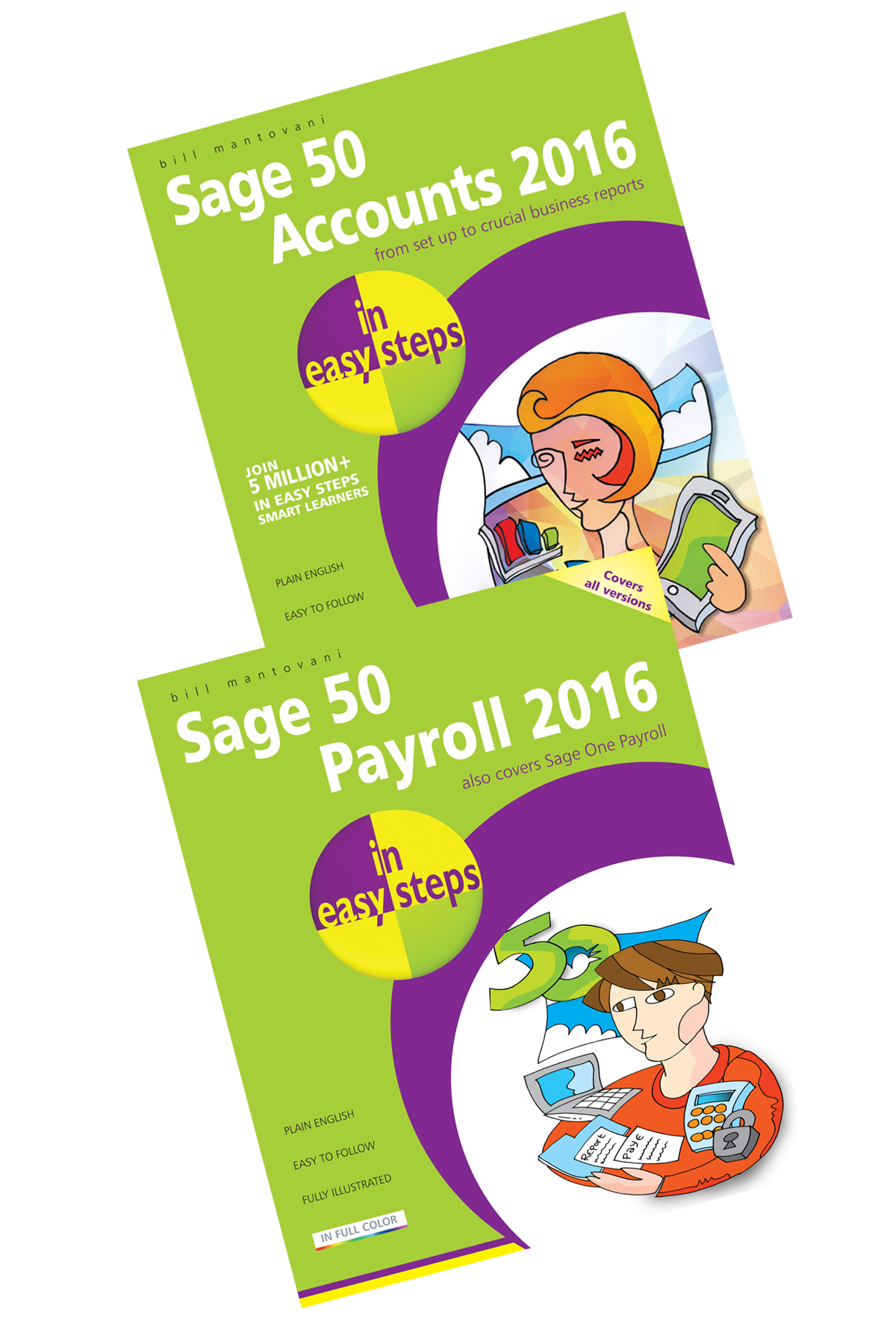 Sage Accounts Payroll 2016 in easy steps