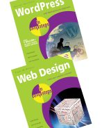 WordPress in easy steps, and Web Design in easy steps, 6th Edition – SPECIAL OFFER
