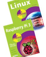 Linux in easy steps and Raspberry Pi 3 in easy steps – SPECIAL OFFER