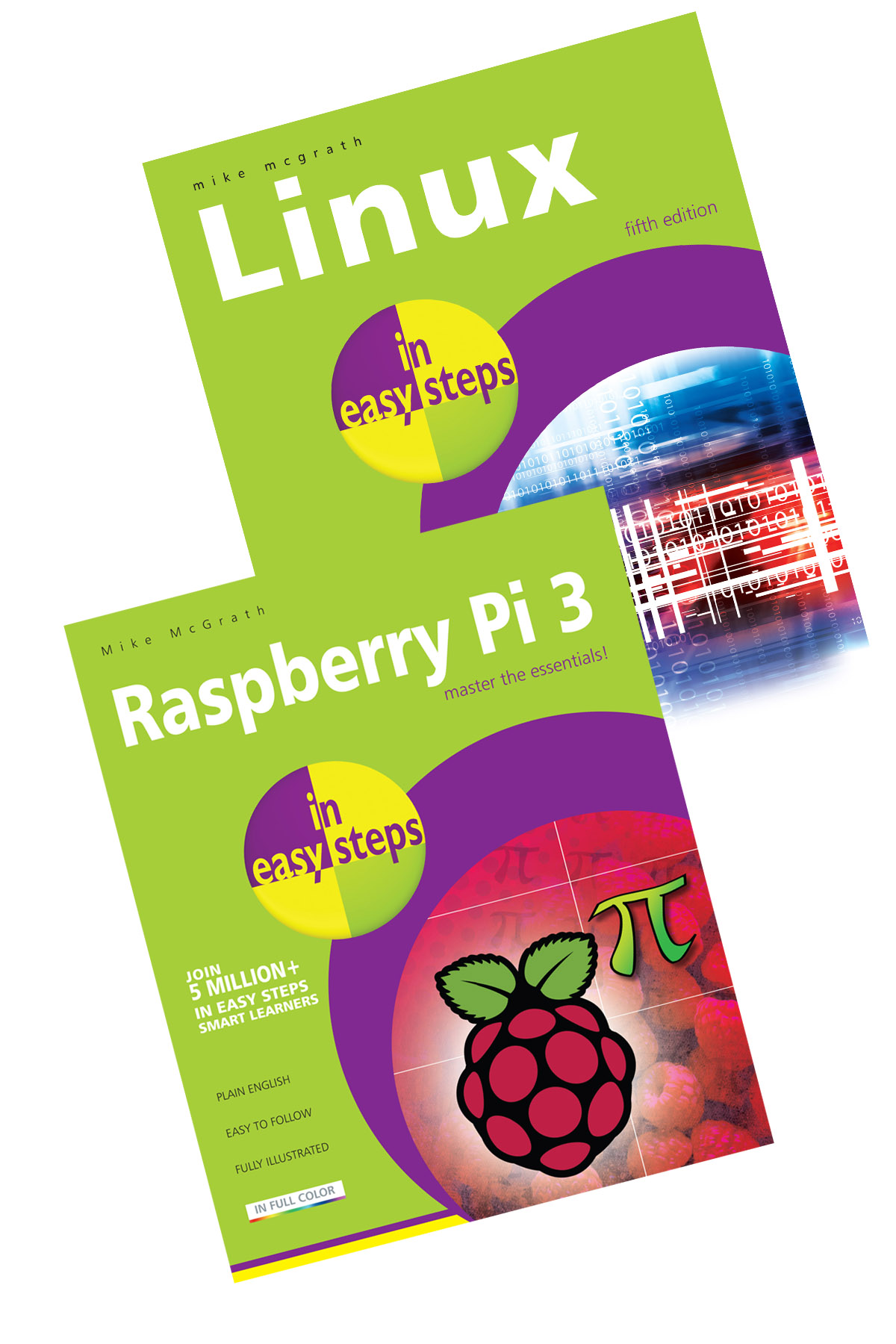 Linux Raspberry Pi 3 in easy steps