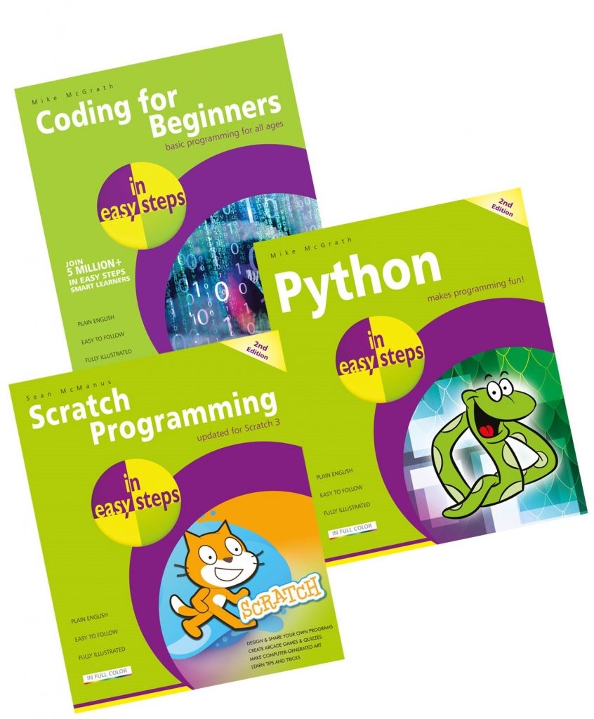 Basic Programming for All Ages Coding for Beginners in easy steps