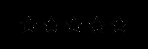 5stars-600x201