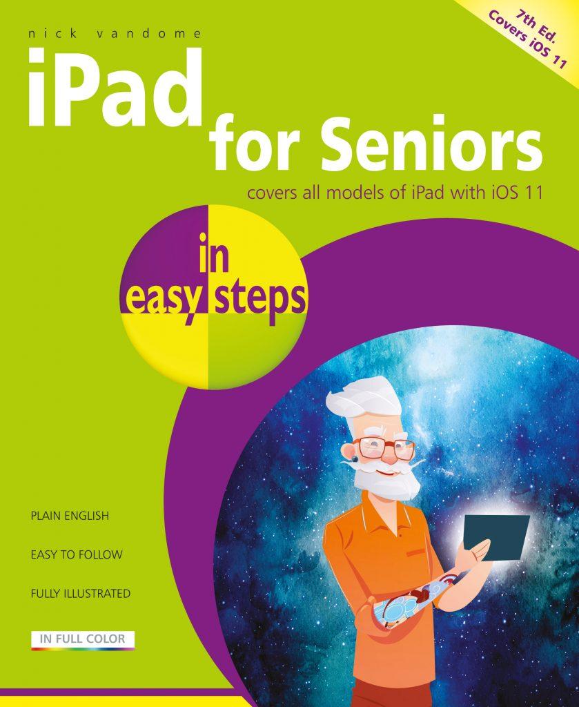 In Seniors Steps Easy For Ipad
