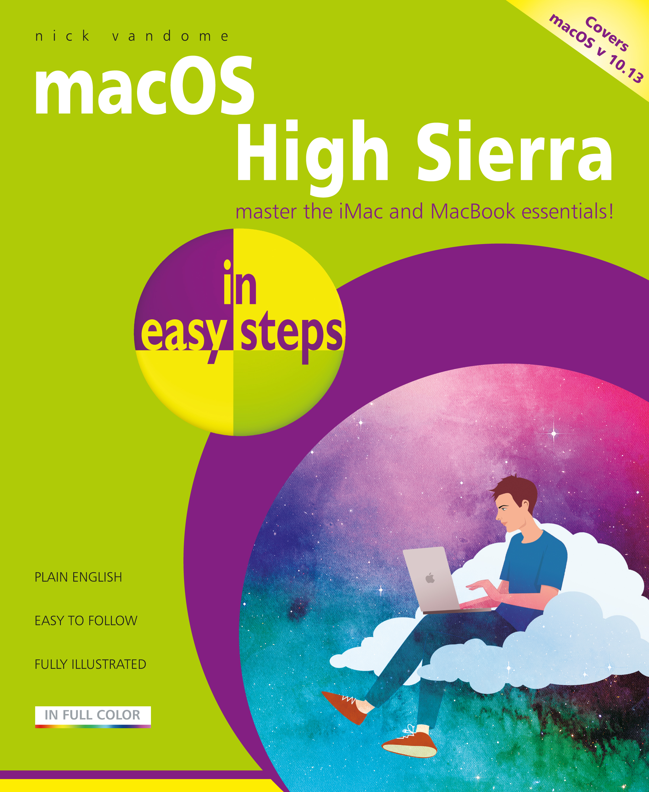 macOS High Sierra in easy steps 9781840787931