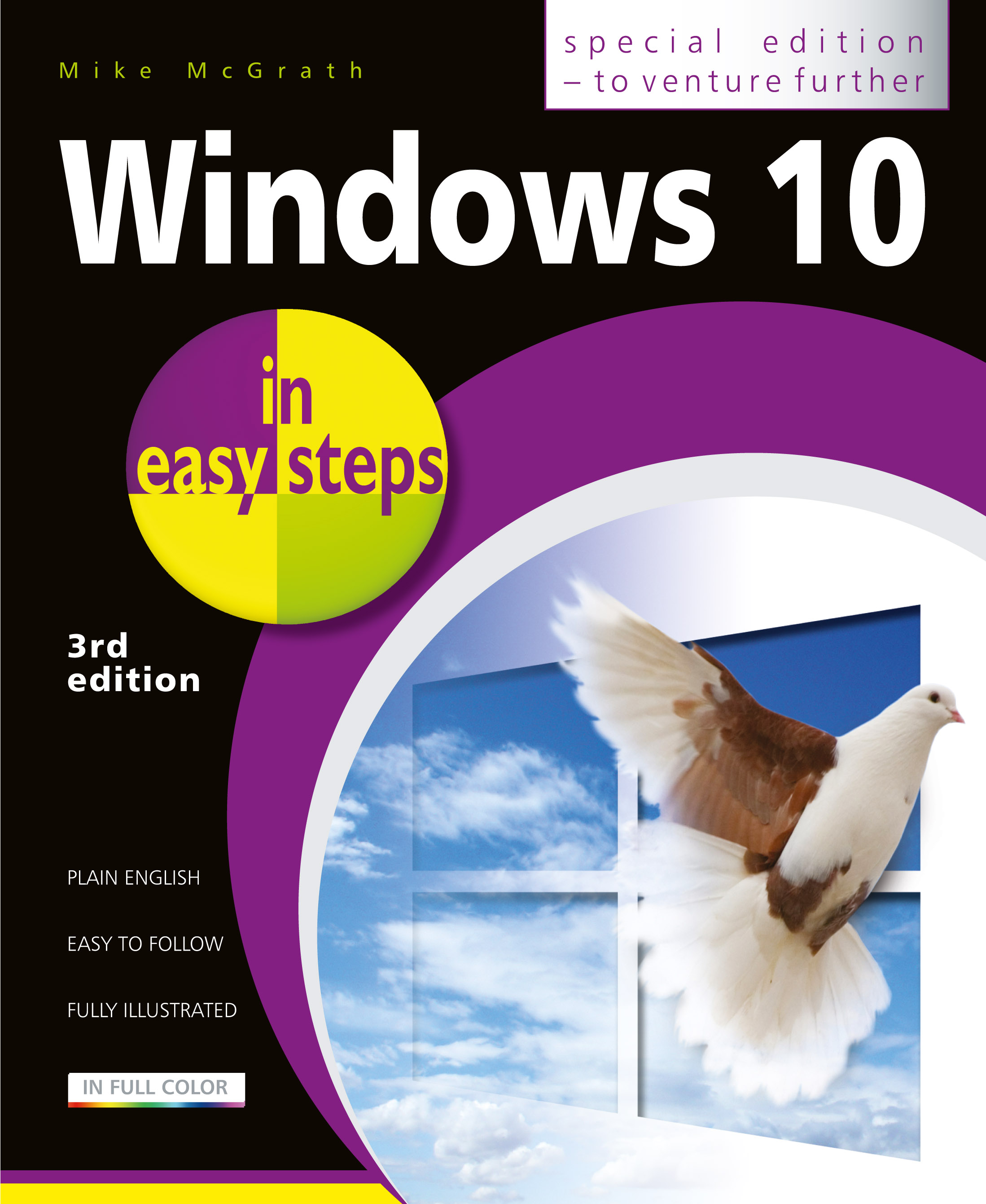 Windows 10 in easy steps, Special Edition - 3rd Edition 9781840788075