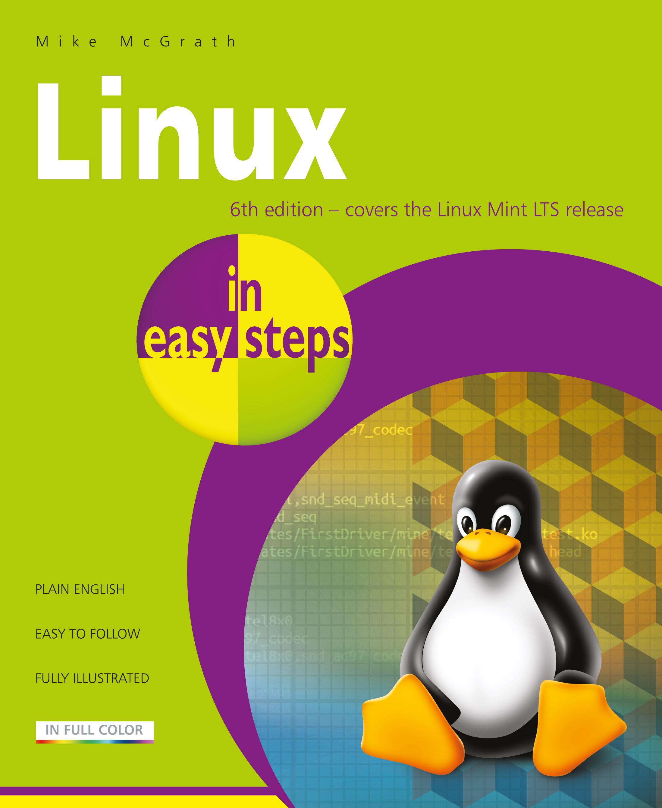 Linux in easy steps, 6th edition 9781840788082