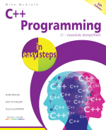 C++ Programming in easy steps, 5th Edition – ebook (PDF)