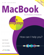 MacBook in easy steps, 5th Edition – covers macOS Sierra – ebook (PDF)