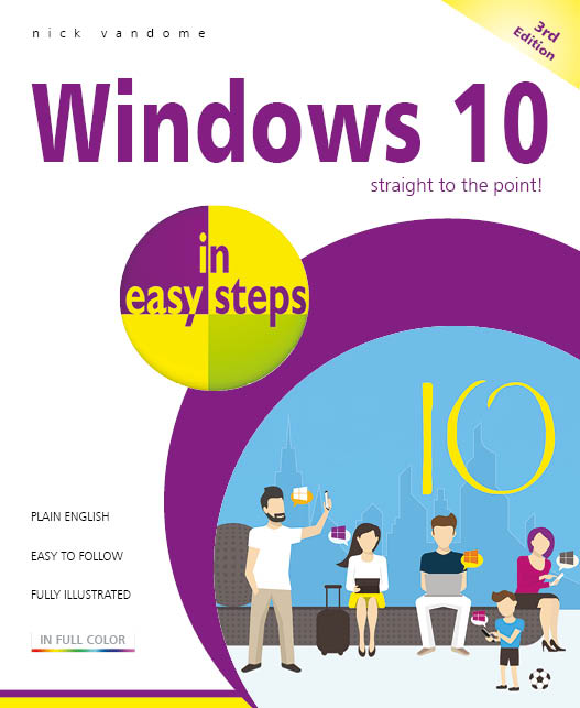 Windows 10 in easy steps, 3rd Edition - ebook PDF