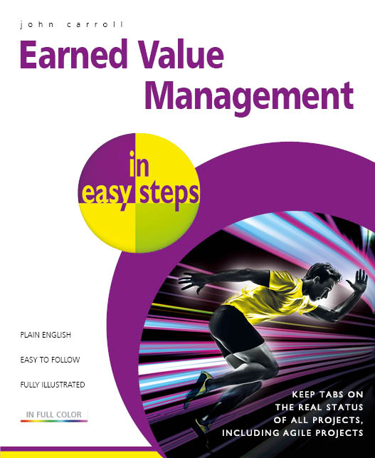 In easy steps news in easy steps earned value management evm helps to determine the real status of a project fandeluxe Gallery