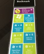 In Easy Steps magnetic bookmark for Windows users – for Smart Working