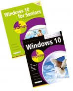Windows 10 for Seniors in easy steps 3rd edition, and Windows 10 in easy steps, Special Edition, 3rd edition – SPECIAL OFFER