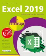 Excel 2019 in easy steps