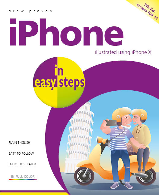 iPhone in easy steps, 7th ed 9781840787924