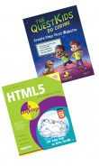 Two guides for Kids to create their first website