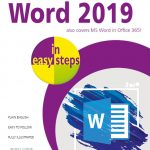 Word 2019 in easy steps 9781840788228 ebook pdf