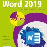Word 2019 in easy steps 9781840788228