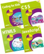 Coding for Kids in easy steps, CSS in easy steps, HTML5 in easy steps and JavaScript in easy steps – SPECIAL OFFER