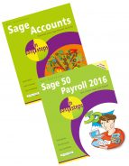 Sage Accounts in easy steps and Sage Payroll 2016 in easy steps – SPECIAL OFFER