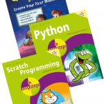 Create Your First Website in easy steps, Python in easy steps, Scratch Programming in easy steps SET