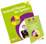 Android Phones for Seniors in easy steps + 100 Top Tips – Create Great Photos Using Your Smartphone – SPECIAL OFFER