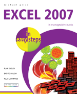 Excel 2007 in easy steps – ebook (PDF)