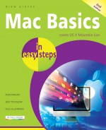 Mac Basics in easy steps, 2nd edition – covers OS X Mountain Lion