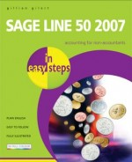 Sage Line 50 2007 in easy steps