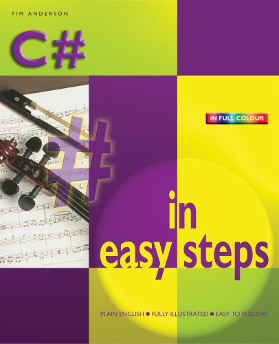 C# In Easy Steps 1st Ed
