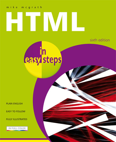 HTML 6th ed In Easy Steps