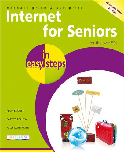 Internet for seniors Vista