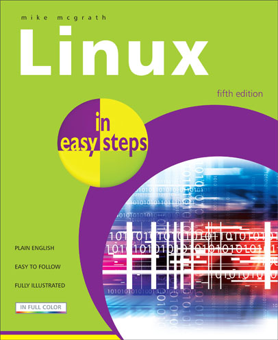 Linux in easy steps 5th ed
