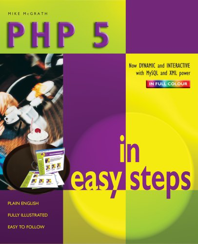 PHP 5 In Easy Steps 1st Ed