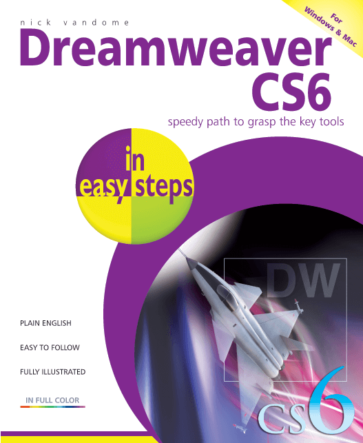 Dreamweaver CS6 in easy steps 9781840785586 PDF
