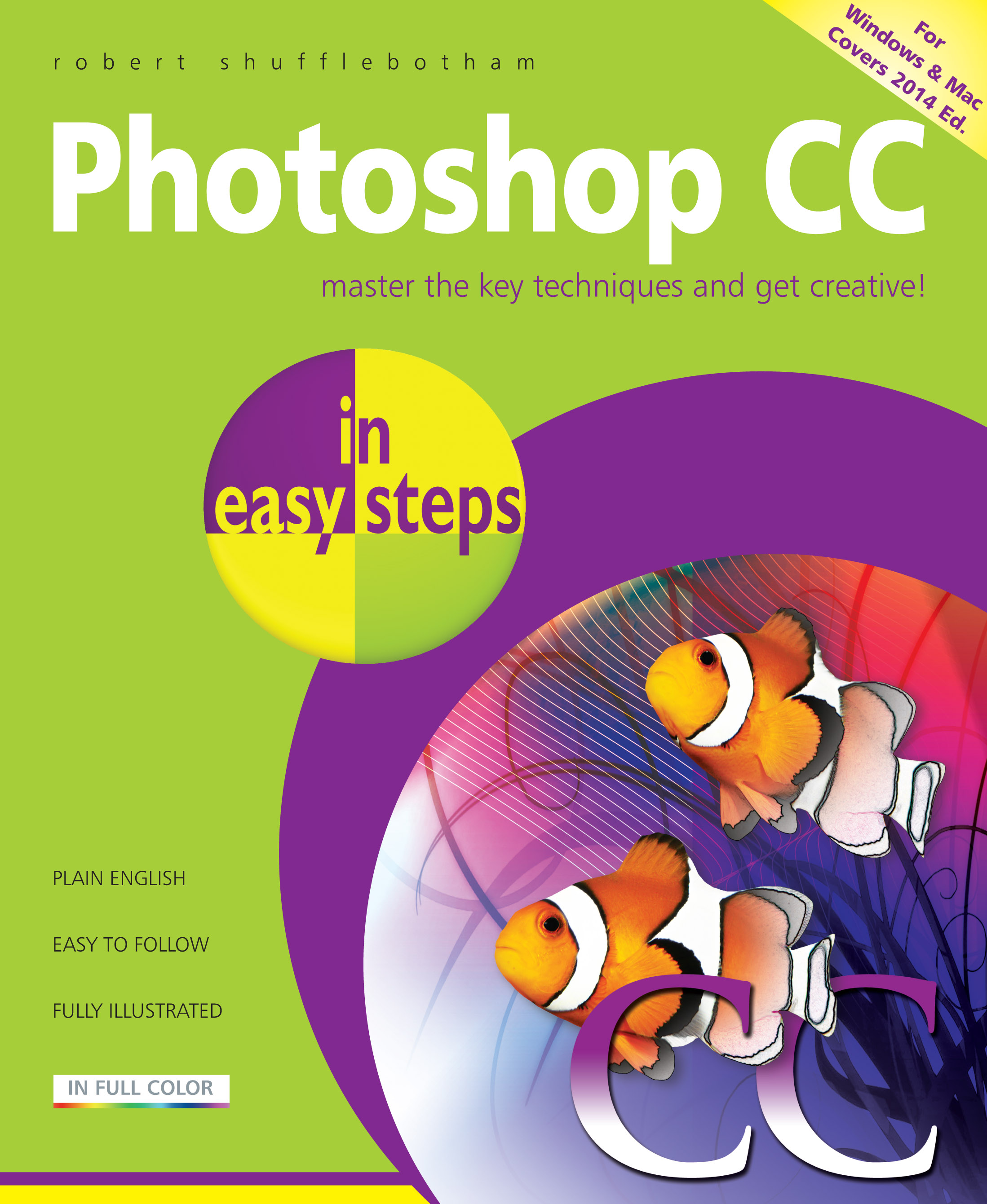 9781840786309 Photoshop CC in easy steps