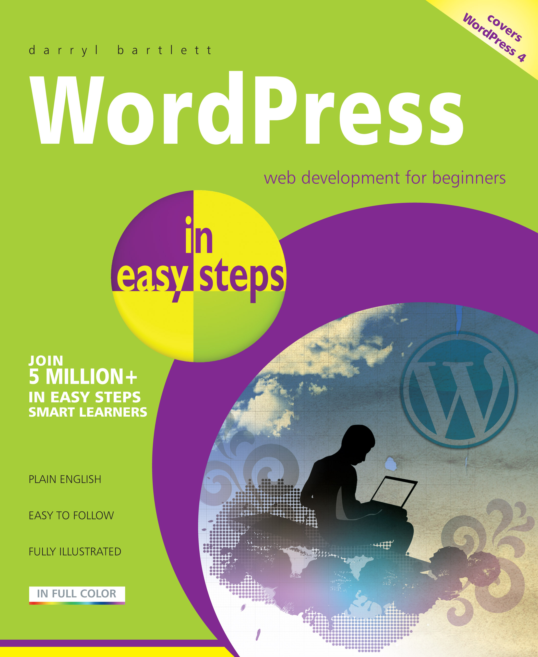 9781840786347 WordPress in easy steps