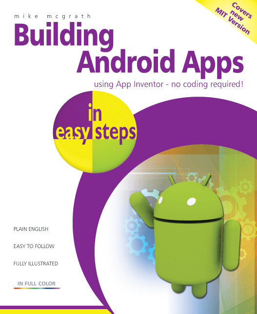 Building Android Apps in easy steps PDF
