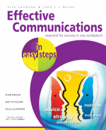 Effective Communications in easy steps – ebook (PDF)