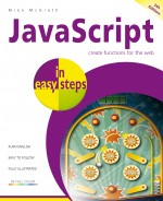JavaScript in easy steps, 5th edition – ebook (PDF)