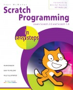 Scratch Programming in easy steps – covers v 2.0 and 1.4 – ebook (PDF)