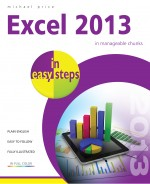 Excel 2013 in easy steps – ebook (PDF)