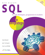 SQL in easy steps, 3rd edition – ebook (PDF)