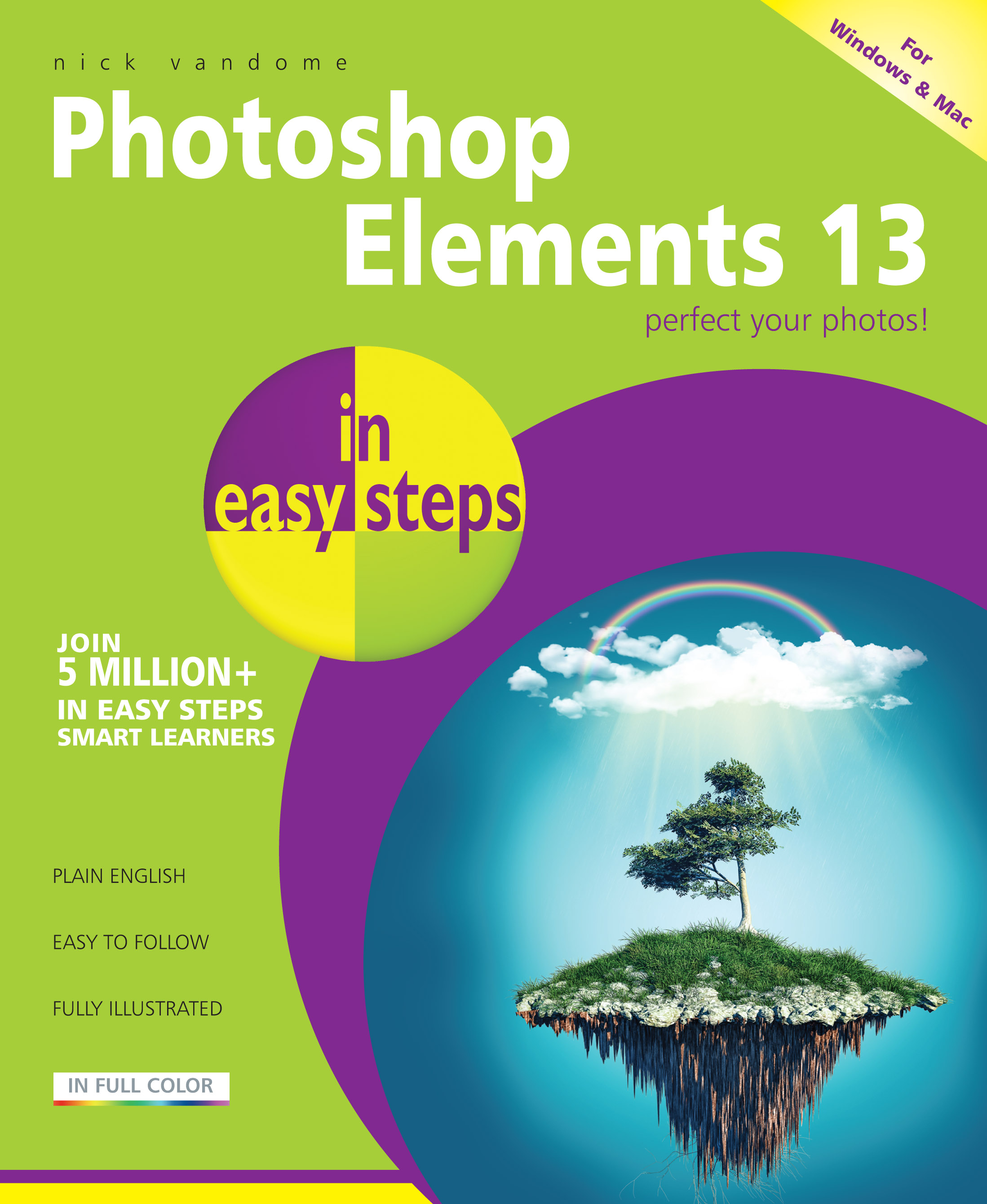 Photoshop Elements 13 in easy steps 9781840786408