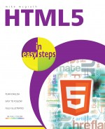 HTML5 in easy steps – ebook (PDF)