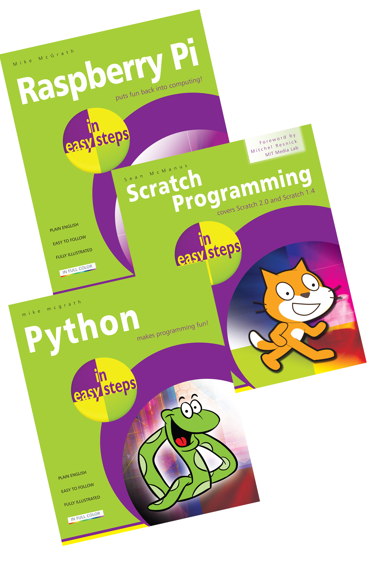 Raspberry Pi Scratch Python in easy steps Special Offer